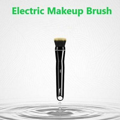 Smart USB Electric Makeup Brush Powder Cream 360 Degree Rotating Blush Brushes