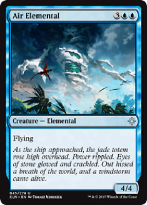 MTG - Ixalan (XLN) Blue Cards 045 to 088