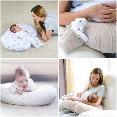 Purflo Feeding Supportive Pillow Cushion Nursing Waterproof backed jersey cover