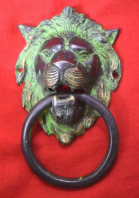 Brass Lion Head Door Knocker Special For Decoration Home Decoration BM-430