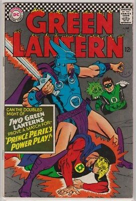 DC Comics Green Lantern #45 1966