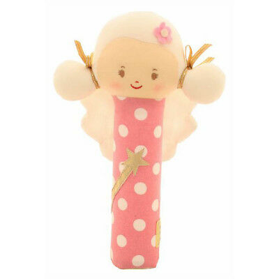 Alimrose Baby Squeaker Soft Toy Fairy
