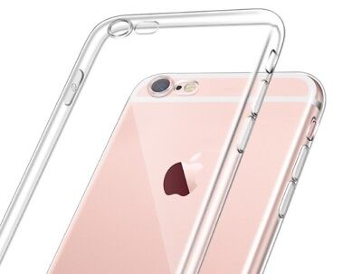 COQUE ETUI HOUSSE TPU GEL SILICONE TRANSPARENT LUXE APPLE IPHONE 5 5s 7+ 8+ PLUS