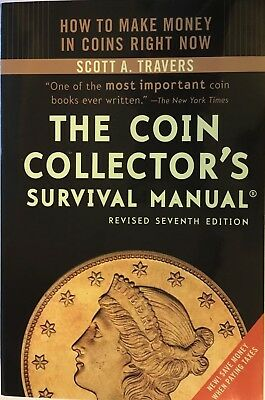 The Coin Collector's Survival Manual Revised Seventh Manual New