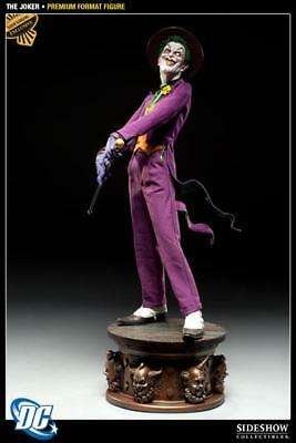Sideshow Exclusive Joker Premium Format, Dc Comics, Dark Knight, Jla