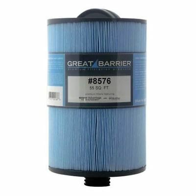 Hot Tub Great Barrier Filter - 75 Sf Dimension One Replacement Filter HTCP8576