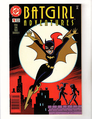 Batgirl Adventures #1 (1998, DC) FN Timm Dini One-Shot Harley Quinn Newsstand