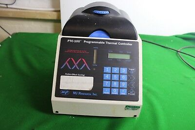 MJ Research Inc PTC-100 Programmable Thermal Controller