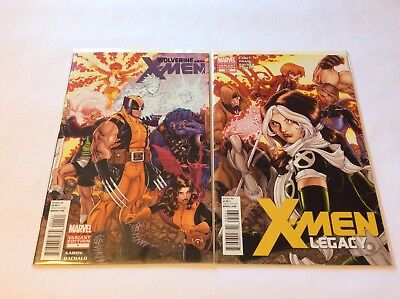 Lot of 5 Marvel X-Titles Variant Covers | Uncanny X-men #1 and more NM/Mint