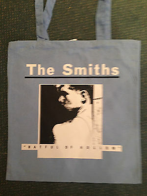 The Smiths 'hatful Of Hollow' Cotton Tote Bag