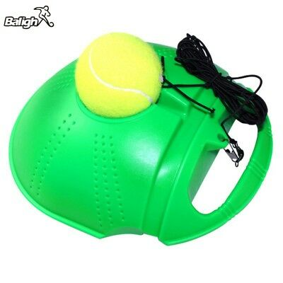 Tennis Trainer Training Ball Tool Practice Swing Base And Drill Back Tourna Base