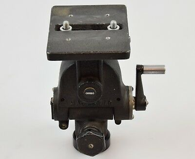 Cambo Spindelneiger, Stativkopf, Tripod Head in top technical condition