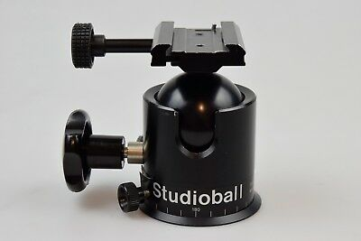 Graf Stativkopf, Arca compatibel Tripod Head, made in Switzerland