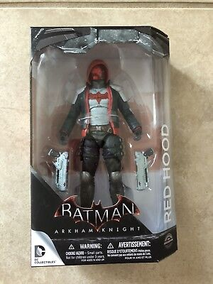 DC Collectibles Batman Arkham Knight RED HOOD 6in. Action Figure