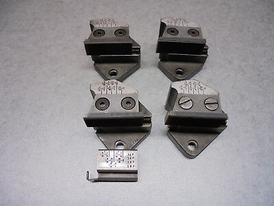 "Landis 1-1/4"" Die Head Chaser Blocks With 18 Pitch Chasers As Shown In Photo"