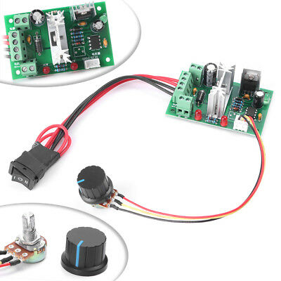 12-40V DC MOTOR Speed Controller Reversible PWM Control Forward