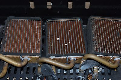 TOYOTA MR2 Mk1 HEATER MATRIX ..AW11 (SMALL COPPER RADIATOR) 19cm x 15cm x 6cm