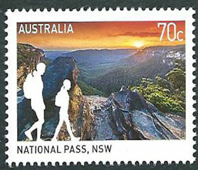 400 MUH Australian Post Full Gum 70c Postage Stamp Mint - Value $280 Stamps