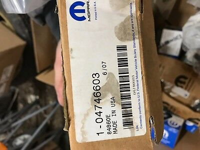 BEARING Drive Pinion Part Number: 04746603  new mopar oem genuine