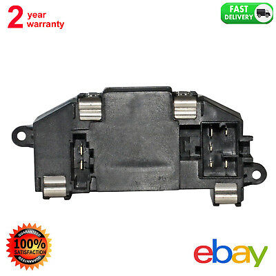 Heater a c fan blower motor resistor fit vw jetta golf for Vw passat blower motor resistor