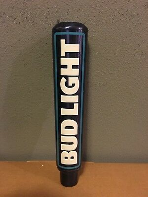 Bud light Beer Tap Handle Short Mini 8 Inches Used Nice