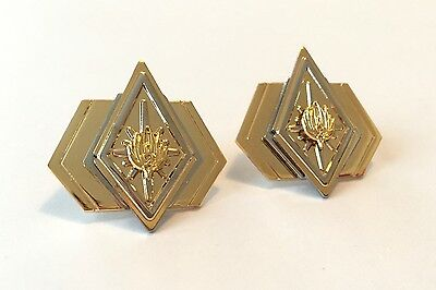 Battlestar Galactica (BSG) Admiral Rank Pin Set