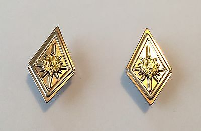 Battlestar Galactica (BSG) Colonel Rank Pin Set