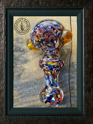 "4"" INCH TOBACCO Smoking Pipe Herb bowl Glass Hand Pipes New"