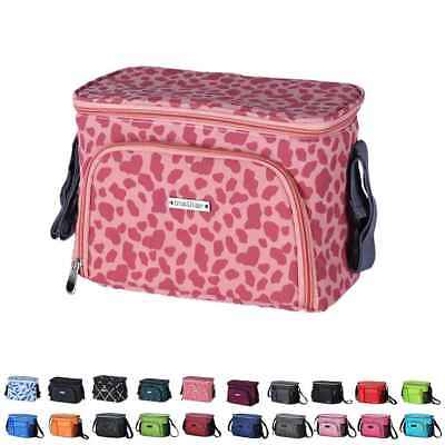 Insular Brand Mommy Diaper Thermal Insulation Waterproof Single Shoulder Bags