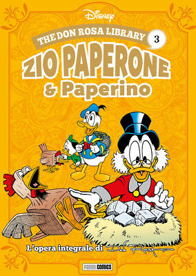 The Don Rosa Library   3 - Panini Comics