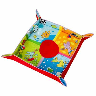 Taf Toys 4 Seasons Baby Toddler Infant Activity Toy Mat Play Gym Rug Bed 11185