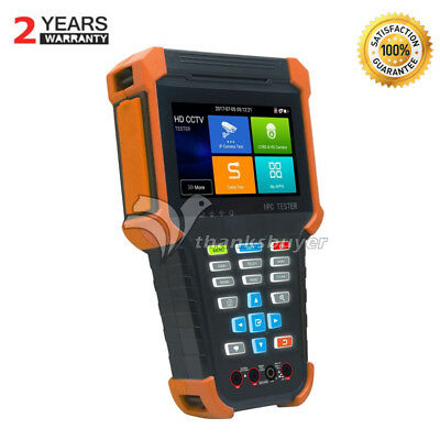 4inch CCTV Tester X4 ADH/ADHS IP Camera Test Monitor Wifi HDMI for Window System
