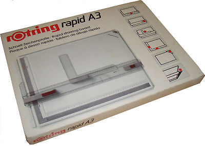 Rotring Profile A3 Sign Plate R 522 231 Drawing Board 28
