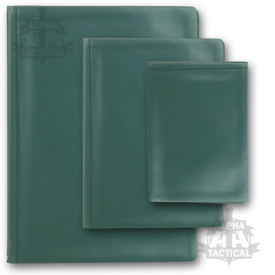 Nyrex Nirex Waterproof Military Folder A7 A6 A5 A4 20 30 40 Leaf Page Orders