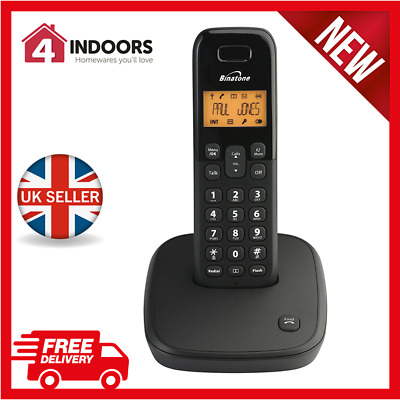 Binatone VEVA1700 Cordless Single Dect Home/Office Phone  - Brand New