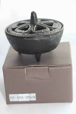 Incense Burner/ Holder / Bowl | Cast iron | Lotus Flower shape