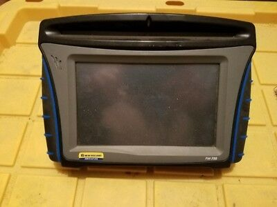 Trimble FM 750 Display with Omnistar Accuracy Unlock