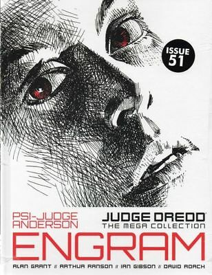 Psi-Judge Anderson: Engram (Judge Dredd Mega Collection issue 51)