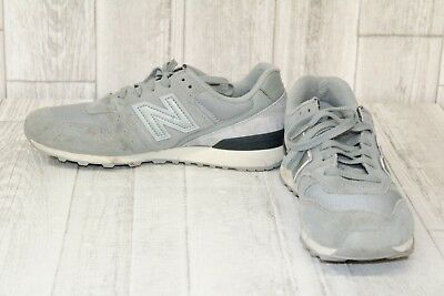 195043158597 NEW BALANCE 696 Suede Classic Sneakers