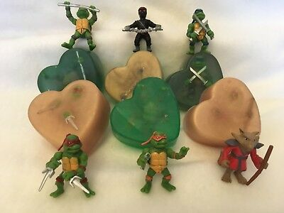 Teenage Mutant Ninja Turtles Glycerin Soaps