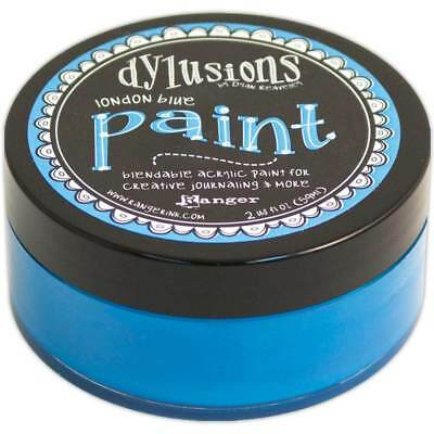 London Blue DYP46004 - Dyan Reaveley's Dylusions Blendable Acrylic Paint