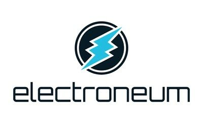 50 Electroneum Cryptocurrency Coins To Your ETN Wallet or Any ETN Address