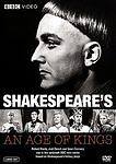 Shakespeare - An Age of Kings (DVD, 2009, 5-Disc Set)   NEW
