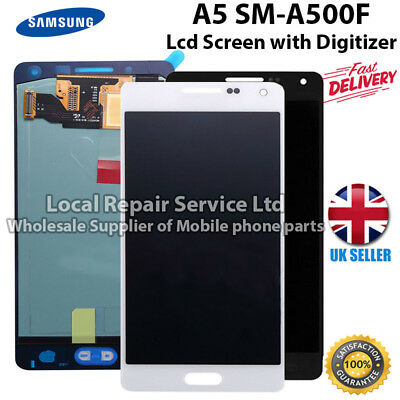 For Samsung Galaxy A5 A500F Replacement LCD Screen Display Touch Digitizer Glass