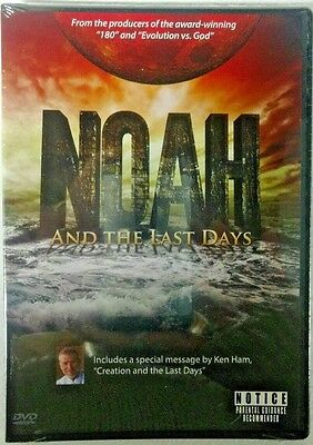 Noah And The Last Days - Dvd - Ray Comfort - Evangelical Outreach