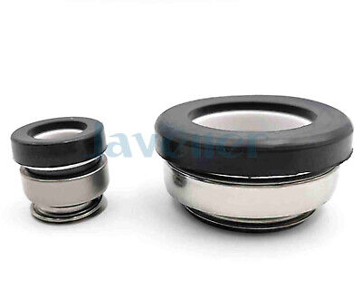 Water Pump Mechanical Shaft Seal Single Coil Spring for circulation Pump T-301