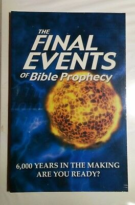 The Final Events of Bible Prophecy Amazing Facts 6,000 Years Are You Ready?