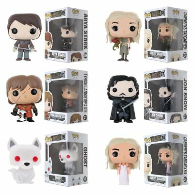 Funko Pop! Game of Thrones:Daenerys Jon Snow Night King Figura de Vinilo Juguete