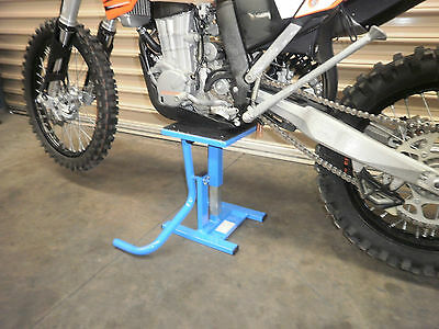 Motorcycle Lift Stand, Moto X Dirt Bike Lift Stand  Workshop Or Track (Mc9103)