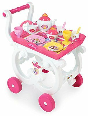 NEU B-WARE: Smoby 310555 - Disney Princess Servierwagen XL